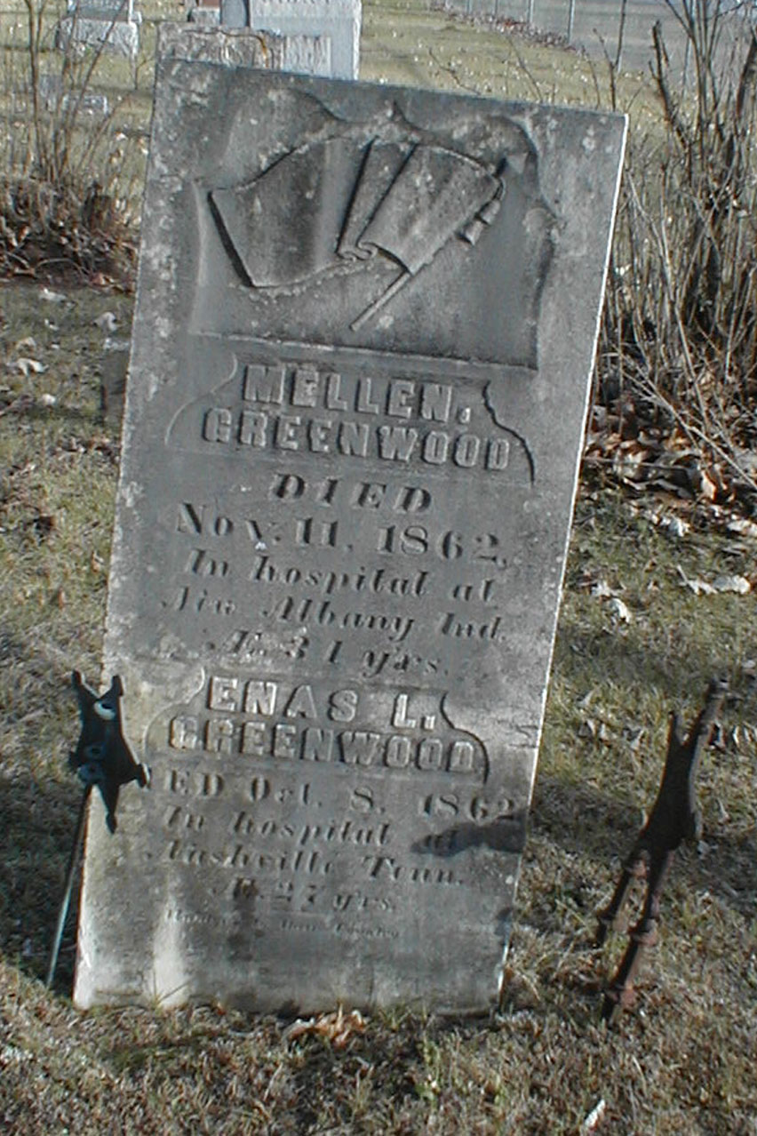 marker by this grave.